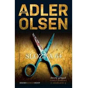 Jussi Adler-Olsen - Složka 64