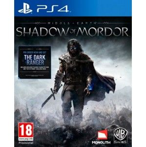 Middle Earth: Shadow of Mordor (PS HITS)