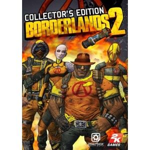 Borderlands 2 Collector's Edition Pack (PC) DIGITAL