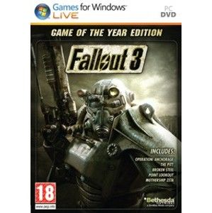 Fallout 3 Game of the Year Edition (PC) DIGITAL