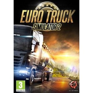 Euro Truck Simulator 2: Game of the Year Edition (PC/MAC/LINUX) DIGITAL