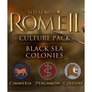 Total War: ROME II – Black Sea Colonies Culture Pack (PC) DIGITAL