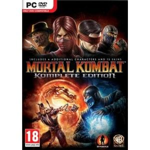 Mortal Kombat: Komplete Edition (PC) DIGITAL