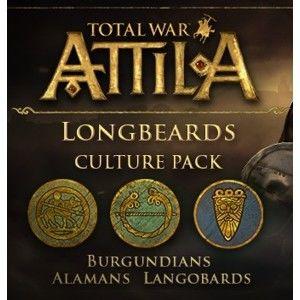 Total War: ATTILA - Longbeards Culture Pack (PC/MAC) DIGITAL