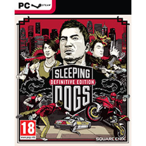 Sleeping Dogs Definitive Edition (PC) DIGITAL