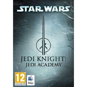 Star Wars: Jedi Knight: Jedi Academy (MAC) DIGITAL