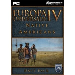 Europa Universalis IV: Native Americans Unit Pack (PC/MAC/LINUX) DIGITAL