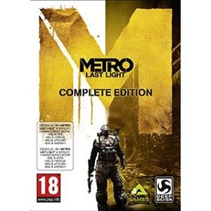 Metro: Last Light Complete Edition (PC) DIGITAL