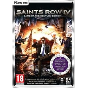 Saints Row IV: Game of the Century Edition (PC) DIGITAL