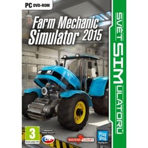 Farm Mechanic Simulator 2015 (PC) DIGITAL