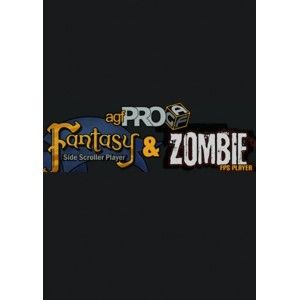 AGFPRO + Zombie  + Fantasy (PC/MAC/LINUX) DIGITAL