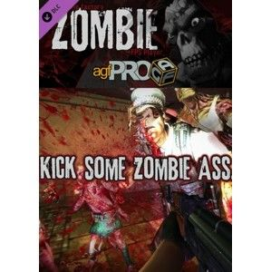 AGFPRO Zombie DLC (PC/MAC/LINUX) DIGITAL