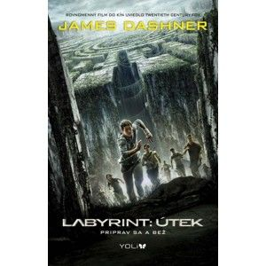 James Dashner - Labyrint: Útek