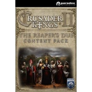 Crusader Kings II: The Reaper's Due Content Pack (PC/MAC/LINUX) DIGITAL