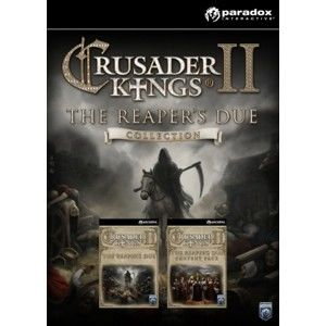 Crusader Kings II: The Reaper's Due Collection (PC/MAC/LINUX) DIGITAL