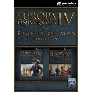 Europa Universalis IV: Rights of Man Collection (PC) DIGITAL