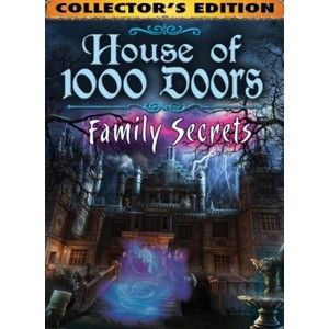 House of 1000 Doors: Family Secrets Collector's Edition (PC) DIGITAL