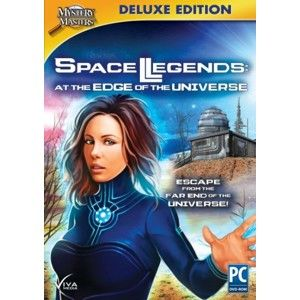 Space Legends: At the Edge of the Universe Deluxe Edition (PC/MAC) DIGITAL