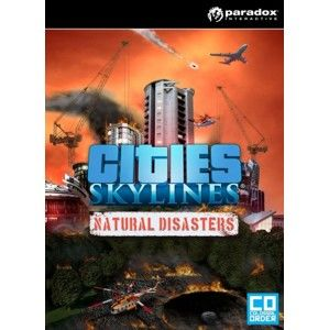 Cities: Skylines - Natural Disasters (PC/MAC/LX) DIGITAL