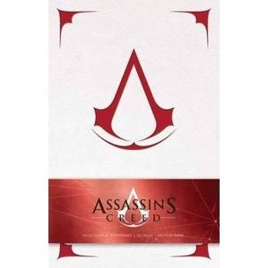 Assassins Creed Hardcover Ruled Journal