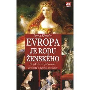 Iwona Kienzler - Evropa je rodu ženského