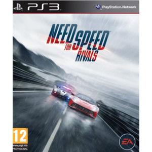 Need for Speed Rivals poničený obal