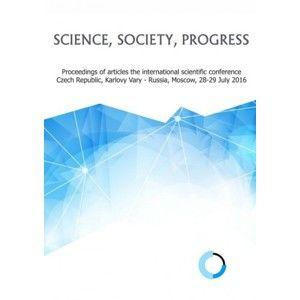 konferenční materiály - Science, society, progress