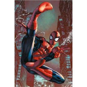 Plagát (45b) Spider-Man - Web Sling