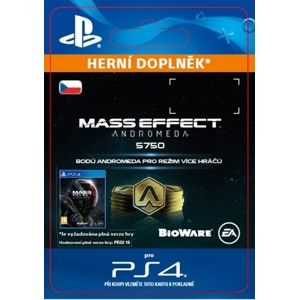 Mass Effect Andromeda 5750 Points