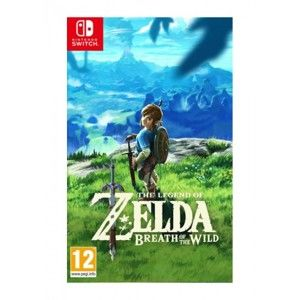 P NS The Legend of Zelda: Breath of the Wild