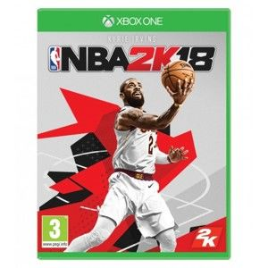 NBA 2K18 Steelbook Edition