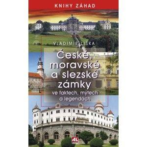 Liška vladimír - České, moravské a slezské zámky