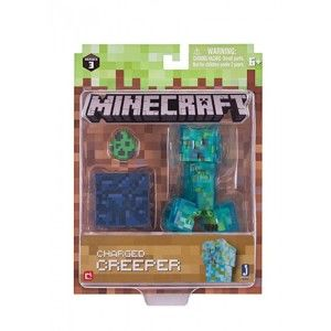 Figúrka Minecraft - Charged Creeper