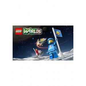 LEGO Worlds: Classic Space Pack (PC)  DIGITAL