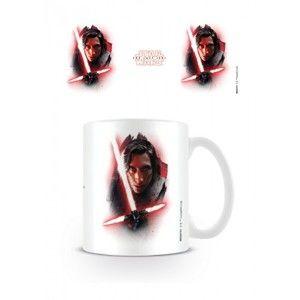 Hrnček Star Wars The Last Jedi - Kylo Ren Brushstroke