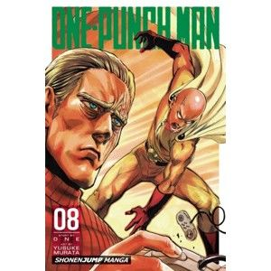One - One Punch Man 8