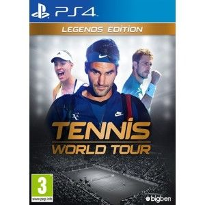 Tennis World Tour Legends Edition