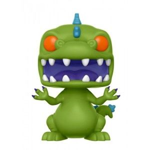 Figúrka POP! Rugrats: Reptar w/ Cereal Box