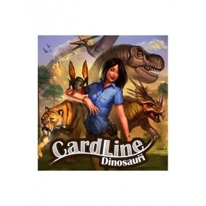 Dosková hra - Cardline: Dinosauři
