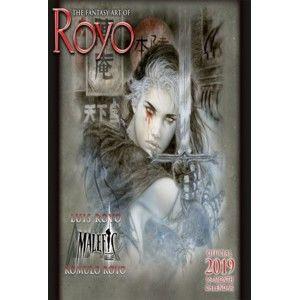 Kalendár Fantasy art of Luis Royo 2019