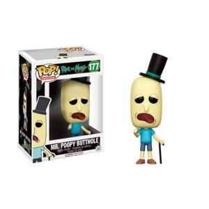 Figurka POP! Rick and Morty Mr. Poopy Butthole