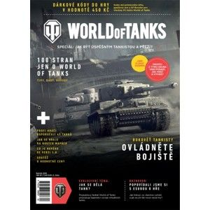 Časopis World of Tanks 2