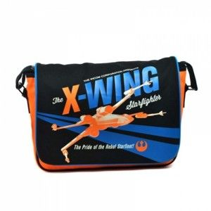Messenger Bag - Star Wars - X Wing Icon
