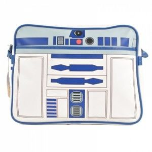 Messenger Bag - Star Wars - R2-D2