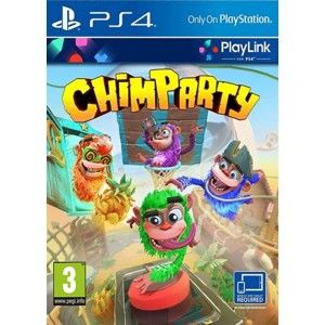 PlayLink: Chimparty