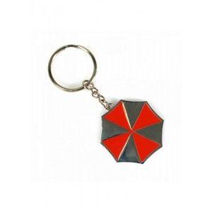 Kľúčenka - Resident Evil - Umbrella (kovová)