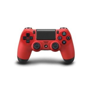 DUALSHOCK 4 Wireless Controller Red - repasovaný