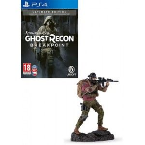 Ghost Recon Breakpoint Ultimate Edice + figúrka Nomad Figurine