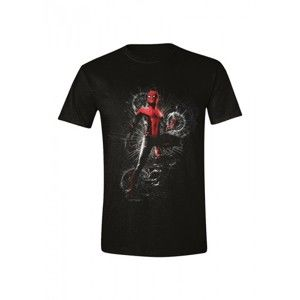 Tričko Spider-Man - Far From Home - Cracked Web XXL