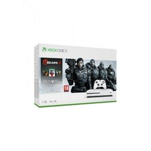 XBOX ONE S Konzola 1TB + Gears 5 Family Bundle